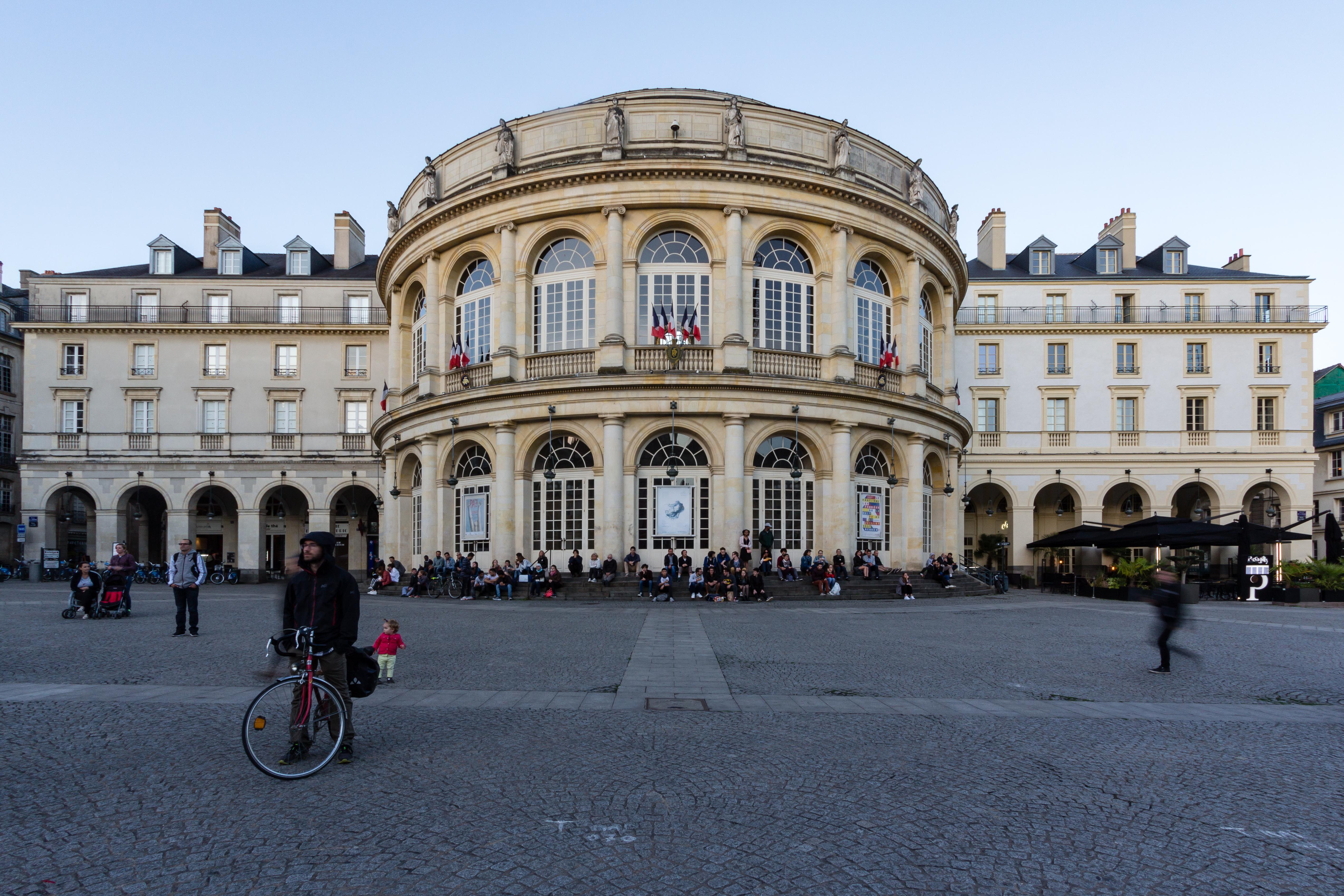 Opera De Rennes Wikipedia