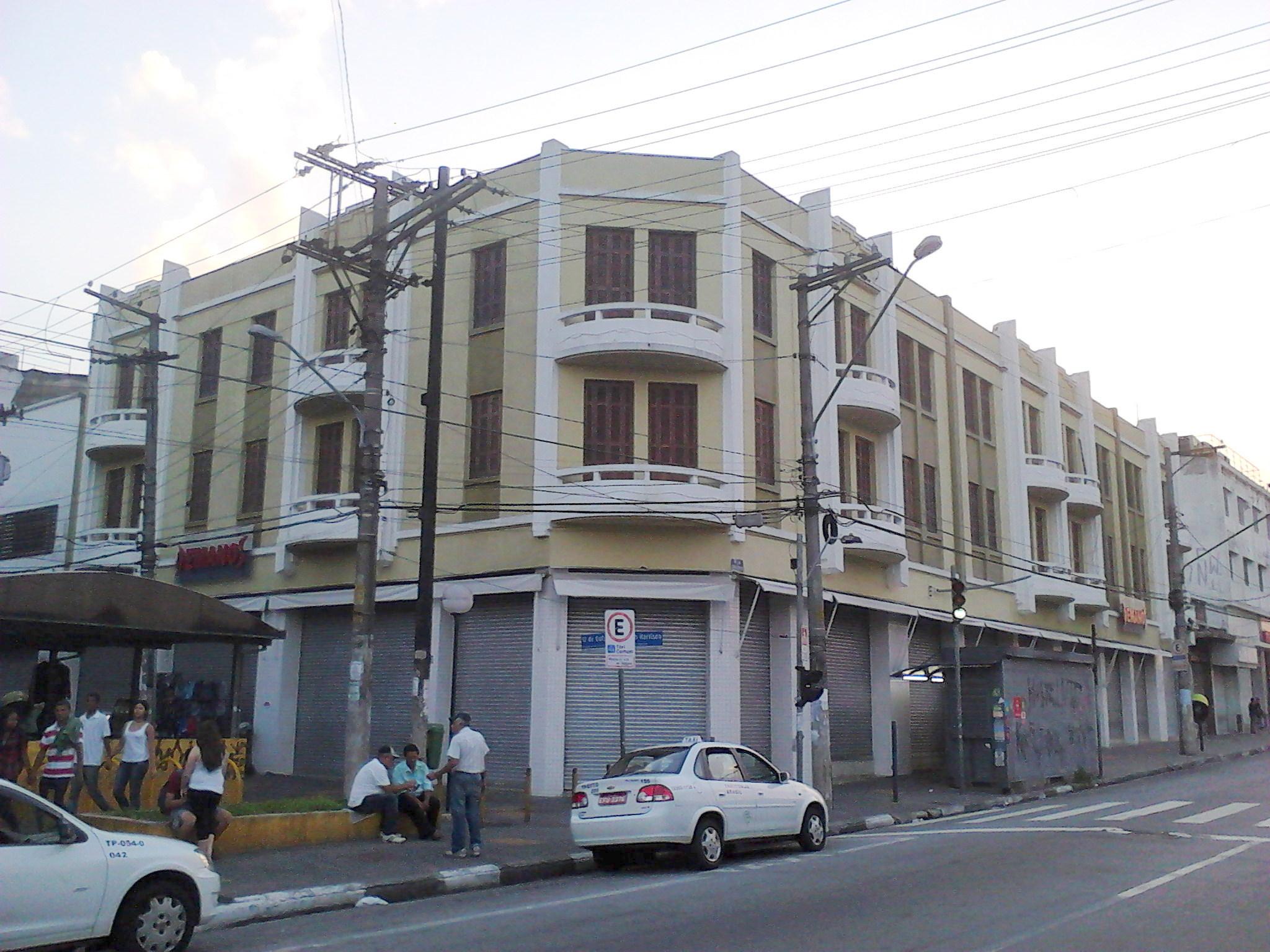 File Fachada De Loja Na Rua John Harrison Esquina Com A Rua Doze