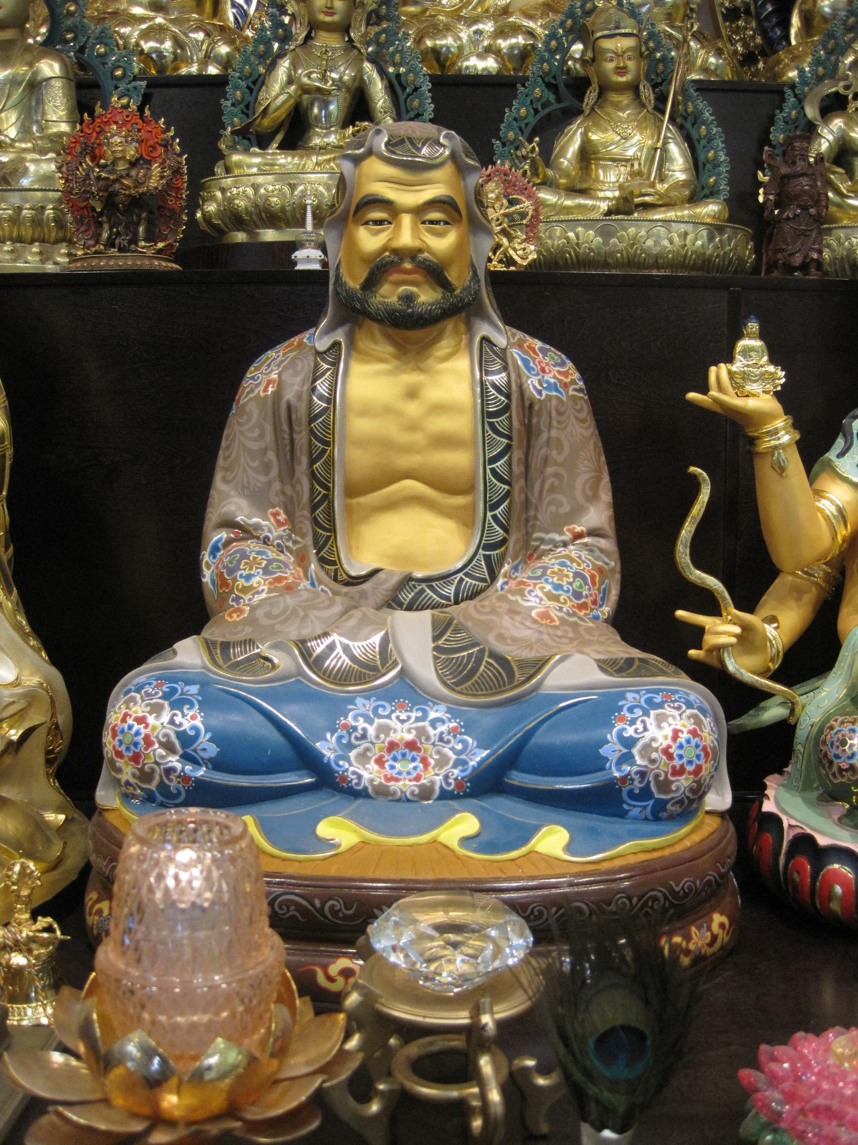 original bodhidharma
