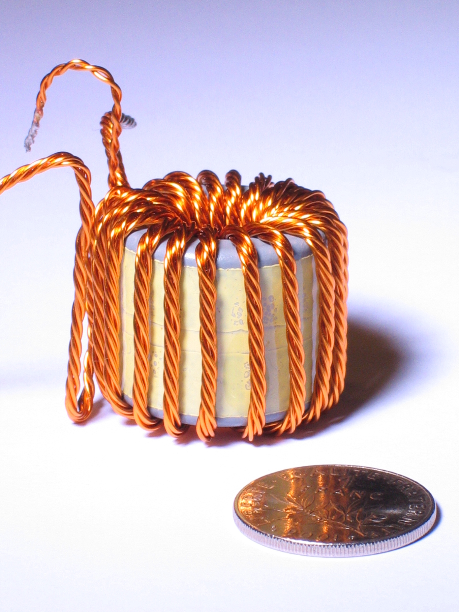 Magnet wire - Wikiwand