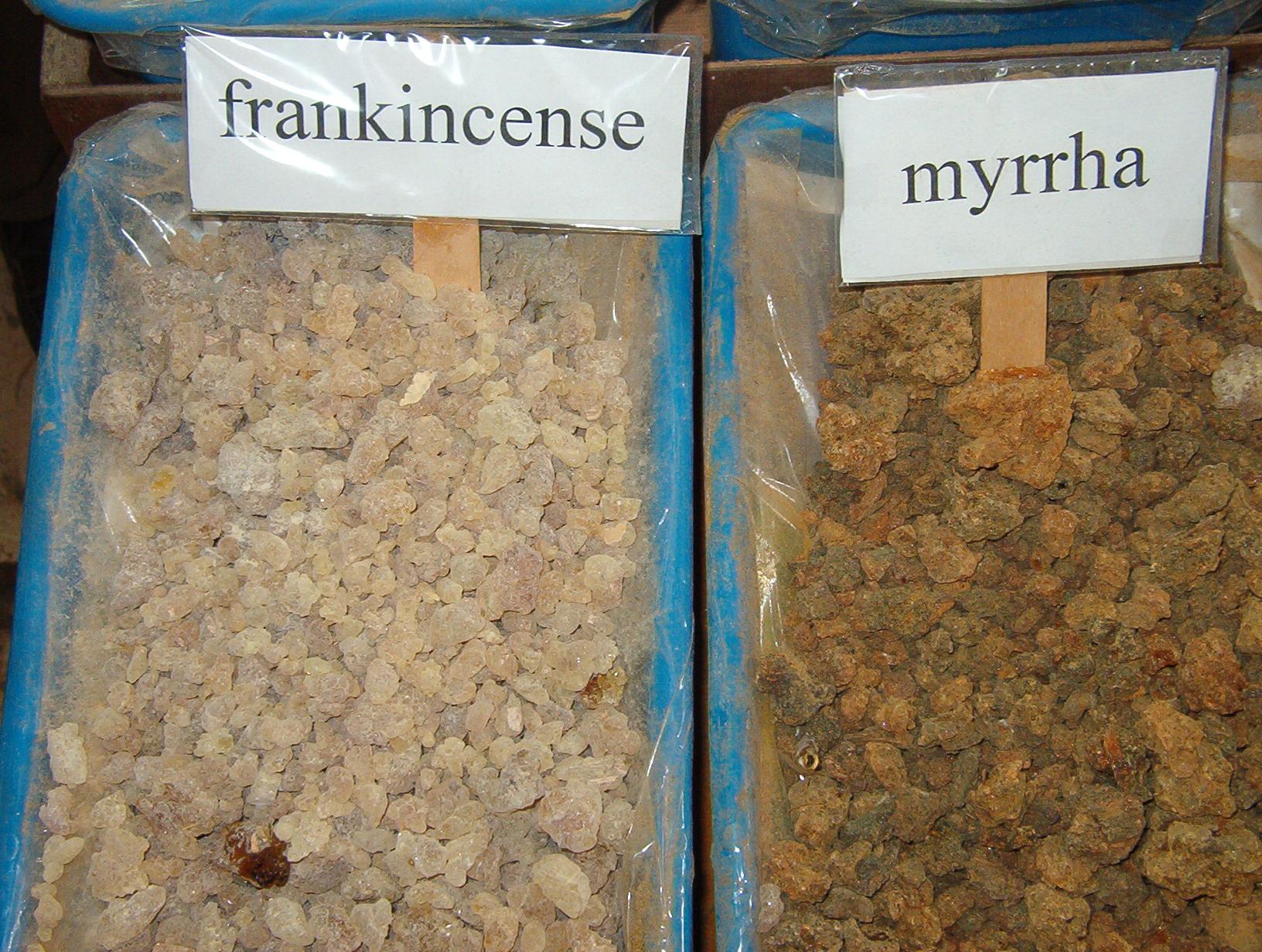 Image result for frankincense and myrrh