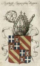 Franz Christoph von Hutten Wappen