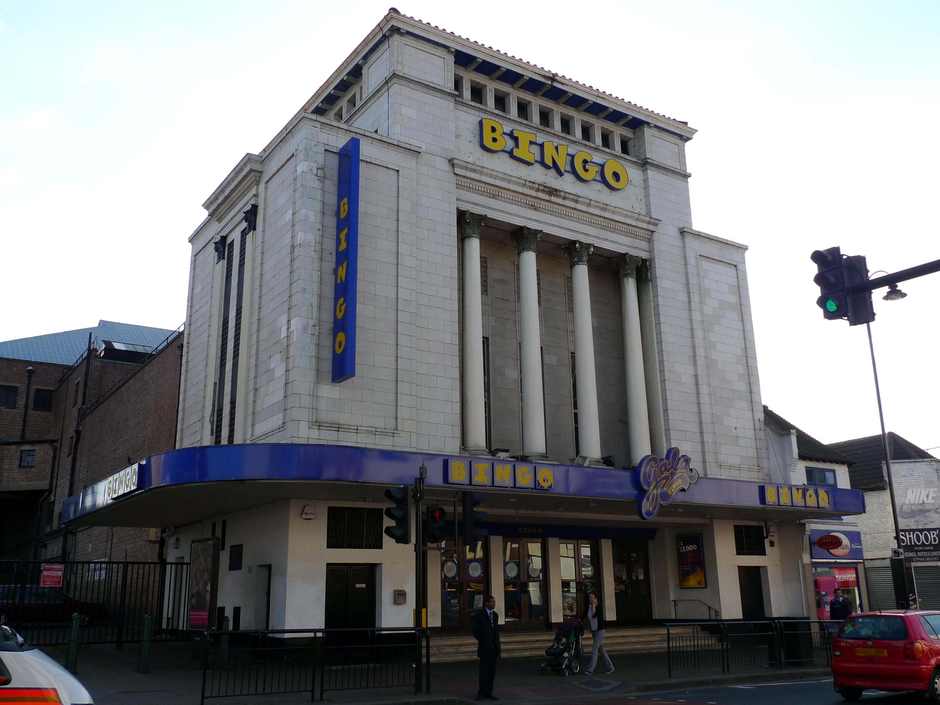 Cinema D Building Model