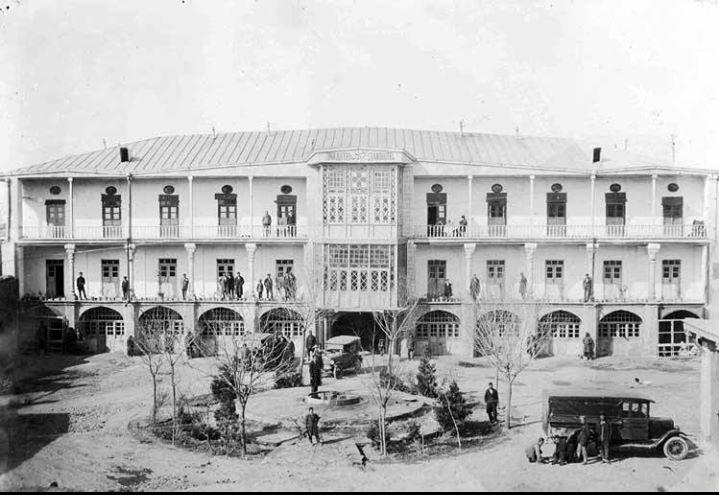 Grand Hotel Qazvin Wikipedia