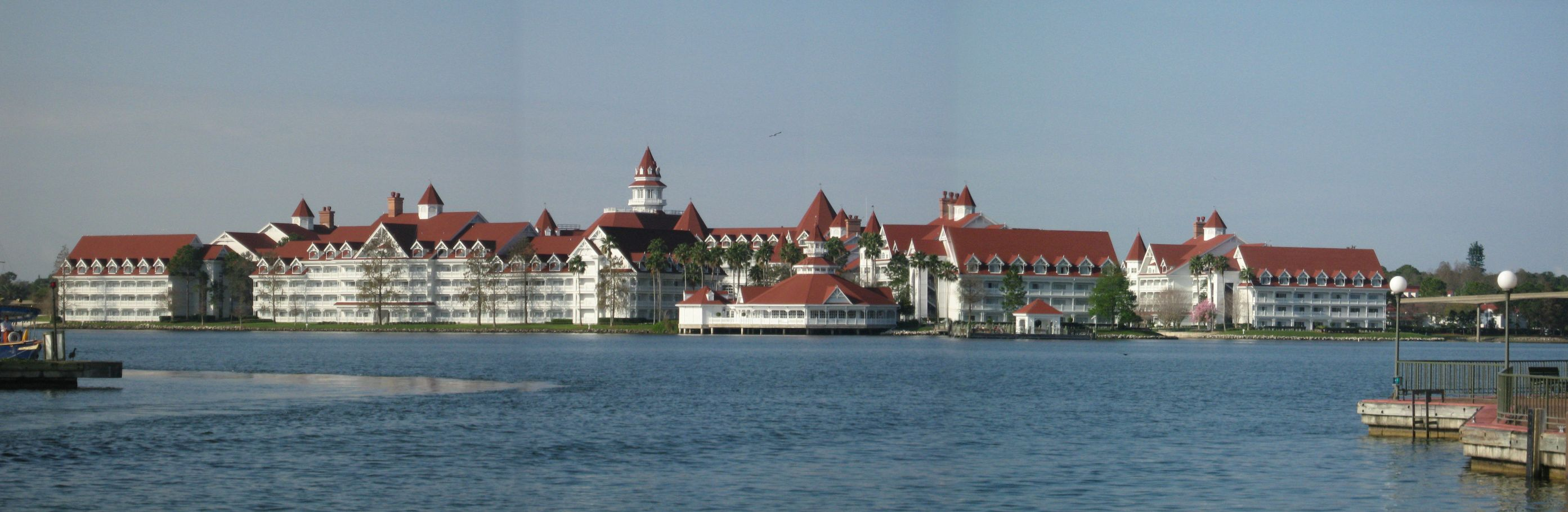 Grand Floridian Hotel Room Layout