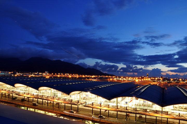 Depiction of Aeropuerto Internacional de Hong Kong