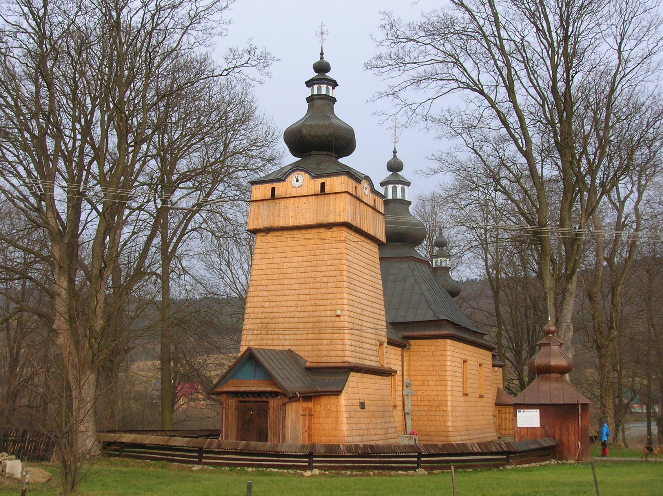 Cerkiew po remoncie (2013)