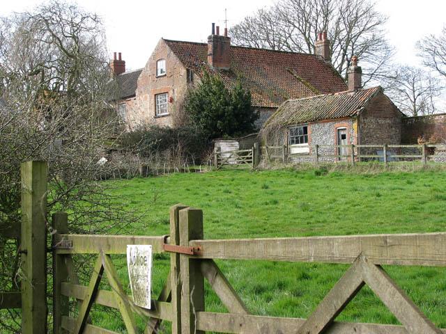 Hall Farmhouse - geograph.org.uk - 1216379