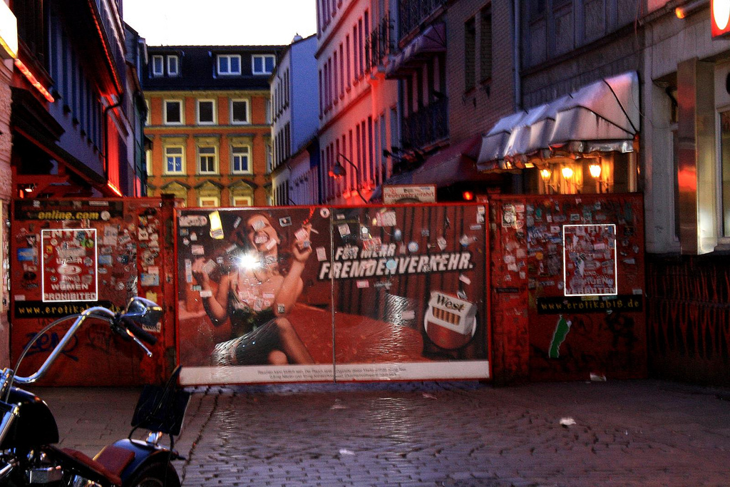 Hamburg_Herbertstra%C3%9Fe_2009 - Germany: Most Prostitutes In Europe - Lifestyle, Culture and Arts