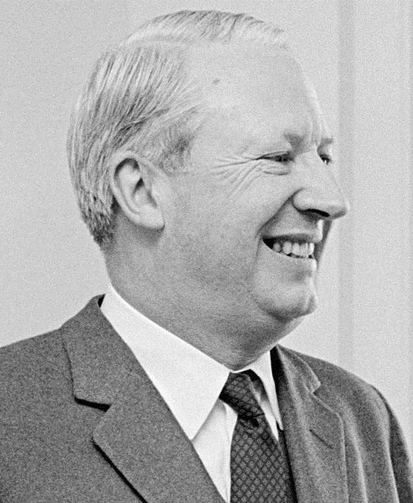 The Right Honorable Sir Edward George Richard Heath, former PM