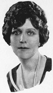 Portrait of Helen Rowland