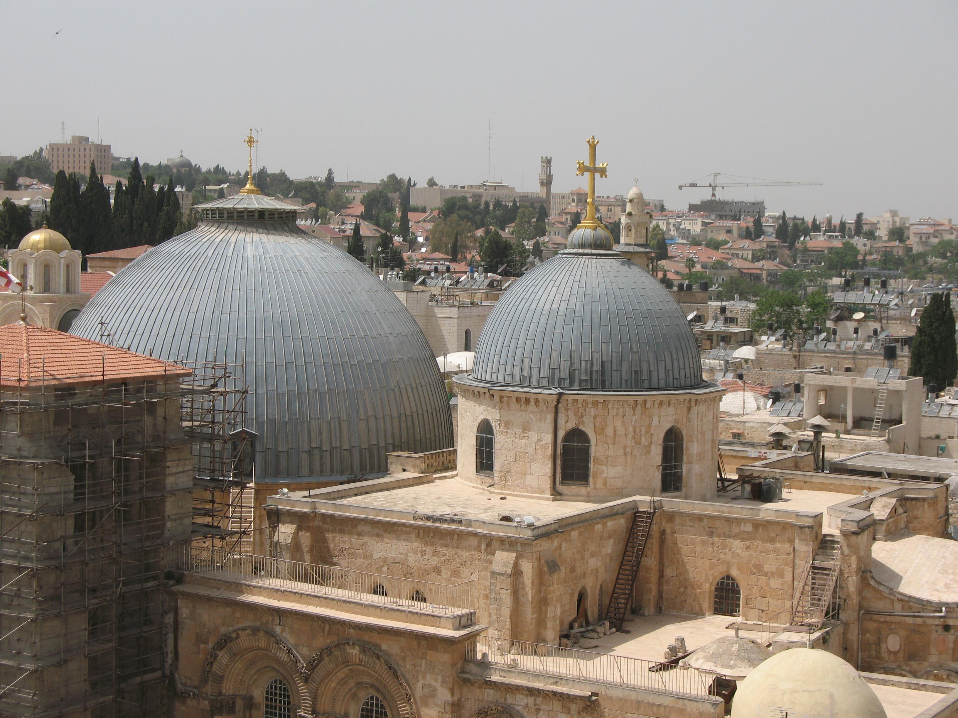 Храм гроба господня реферат 9931