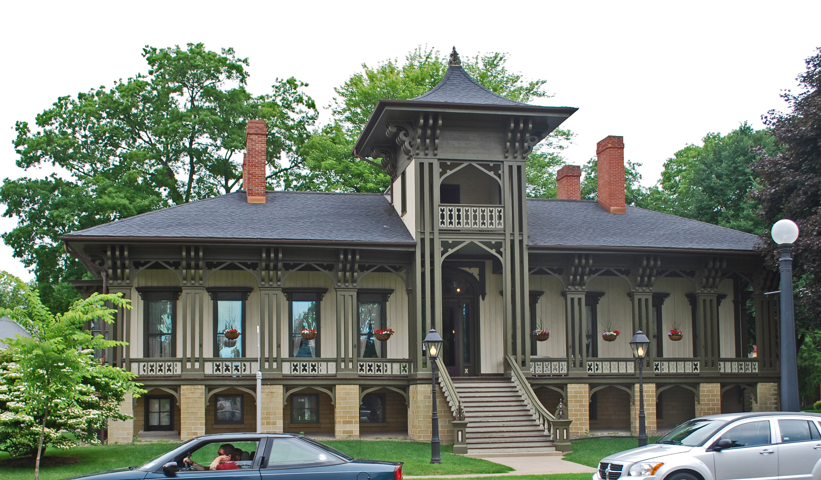 Historic Home Tour Savannah Ga