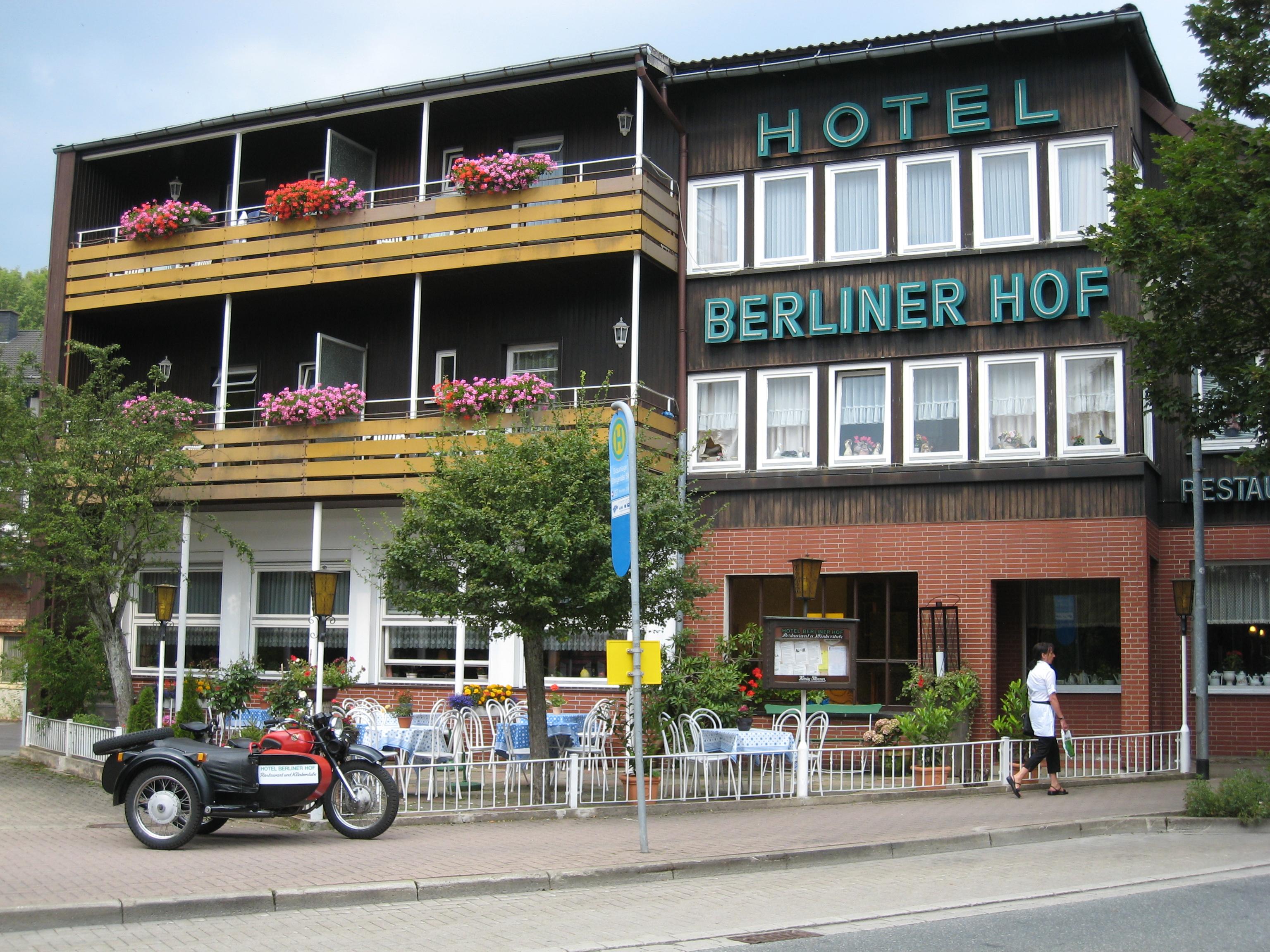 Hotel Berliner Hof Berlin