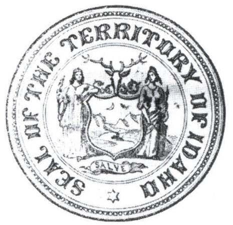 Idaho Territory Seal