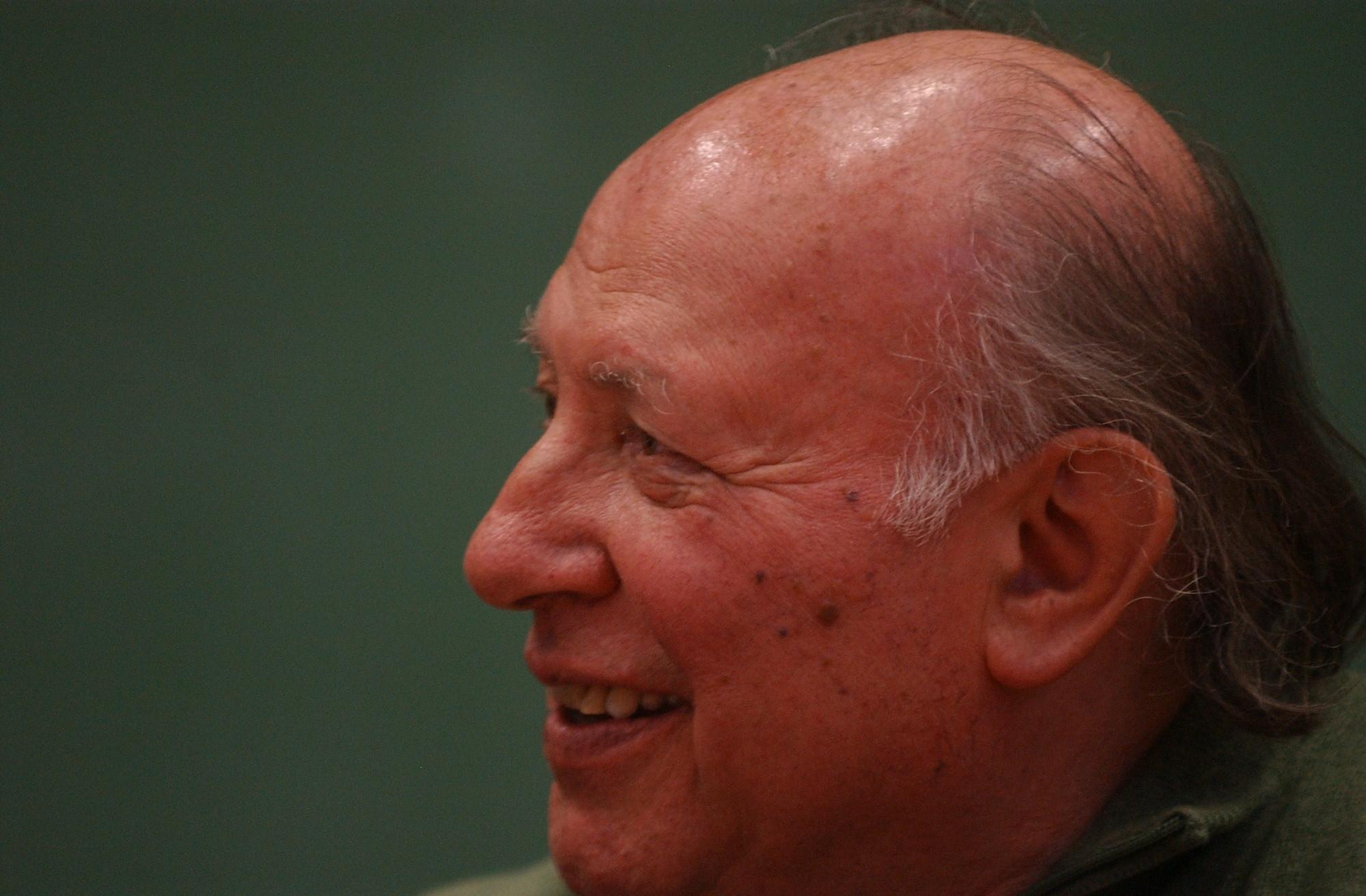Nobelpreisträger Imre Kertész (2007)