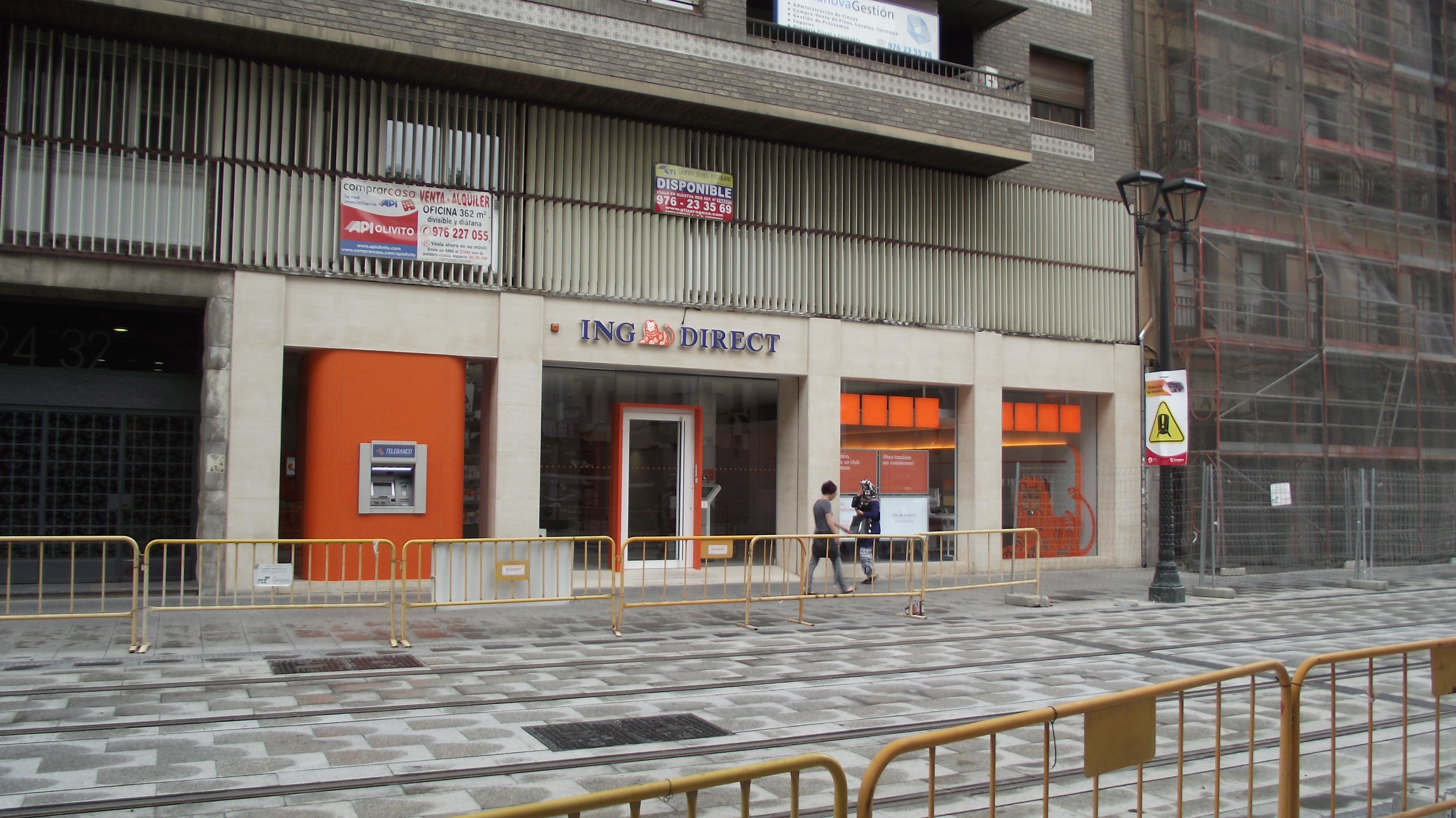 File:Ing bank in Zaragoza.JPG - Wikimedia Commons