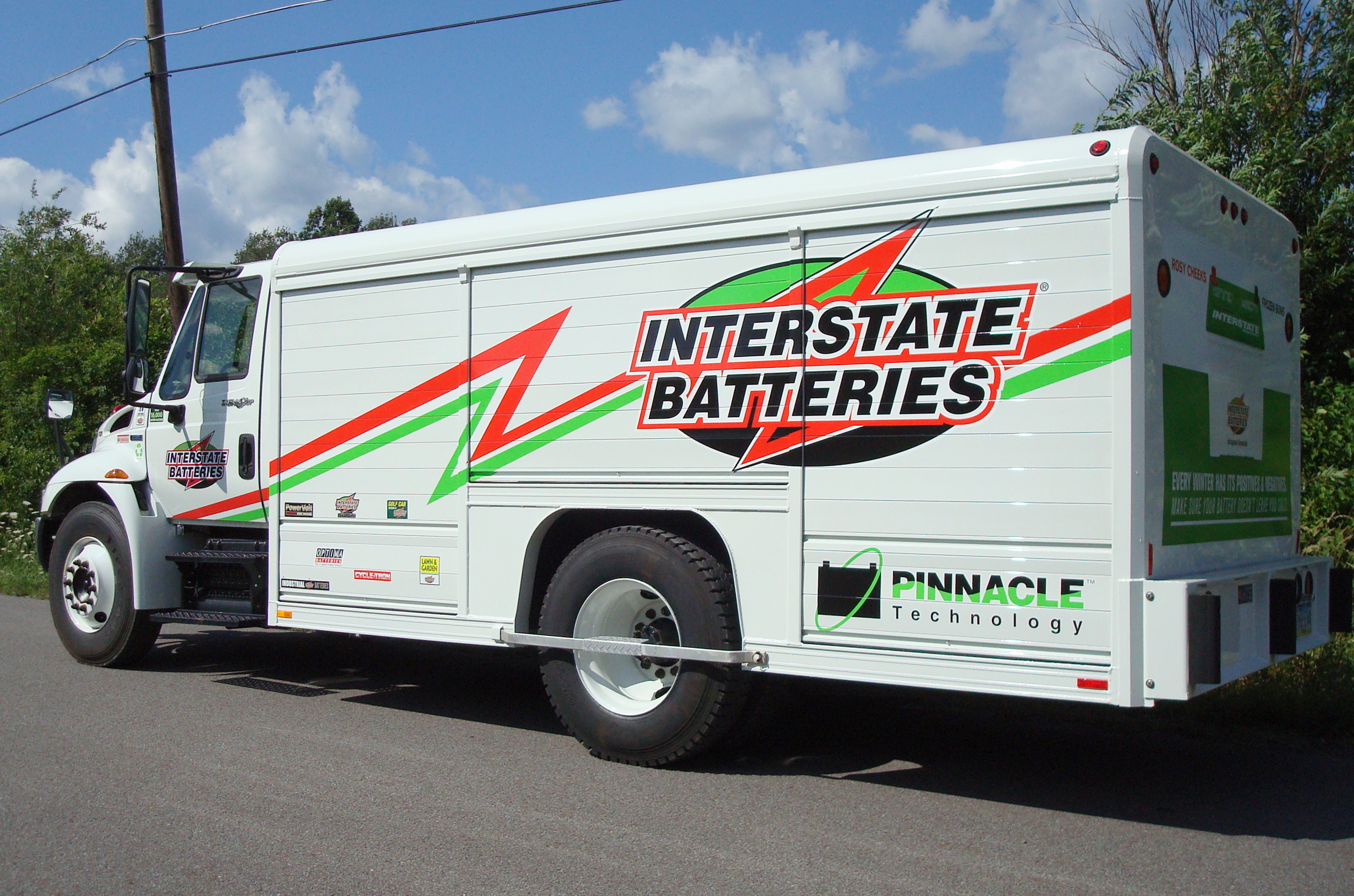 Interstate Battery By Car