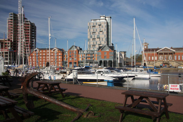 Ipswich Haven Marina - geograph.org.uk - 1574021