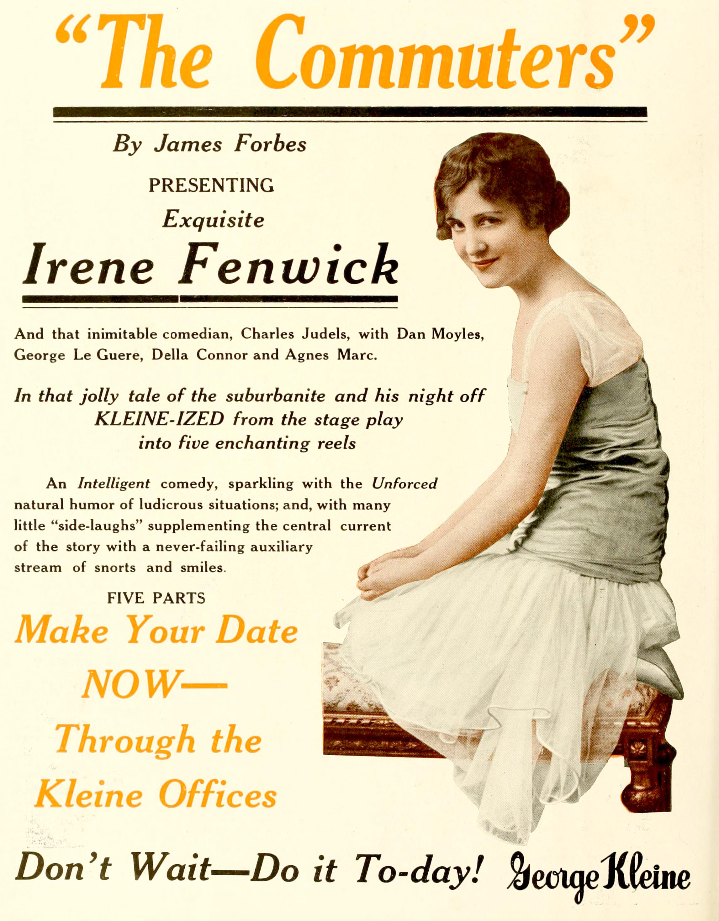 Irene Fenwick Irene Fenwick new photo