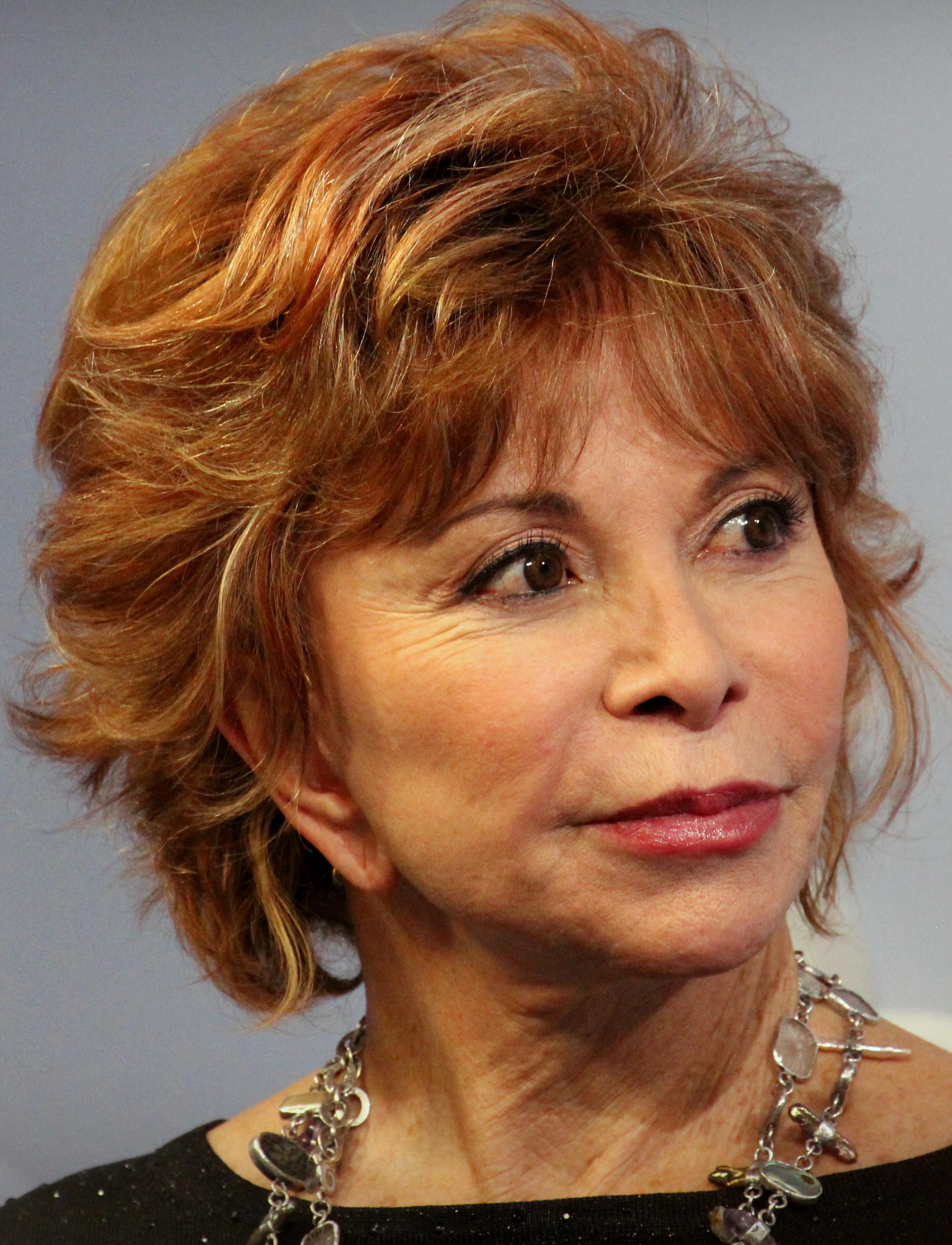 Biografía de Isabel Allende