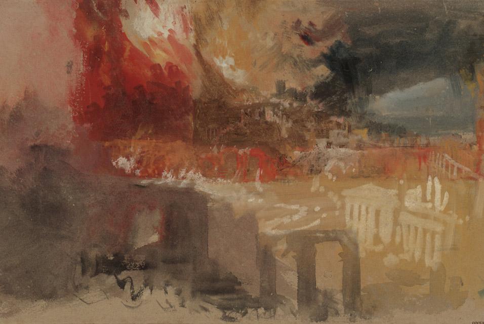 tacitus the burning of rome
