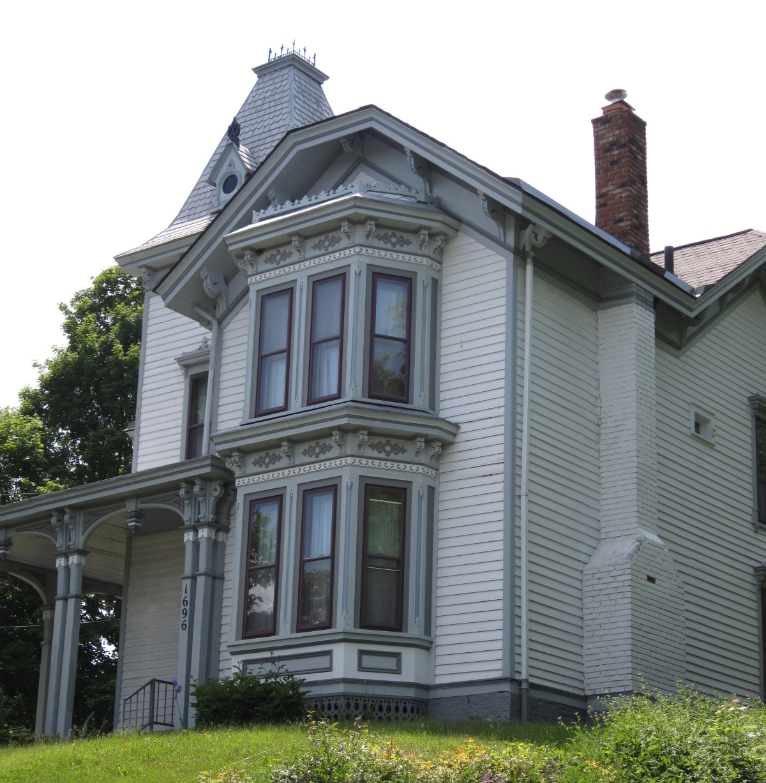 Hudson Ny Map >> Jenkins House (Delanson, New York) - Wikipedia