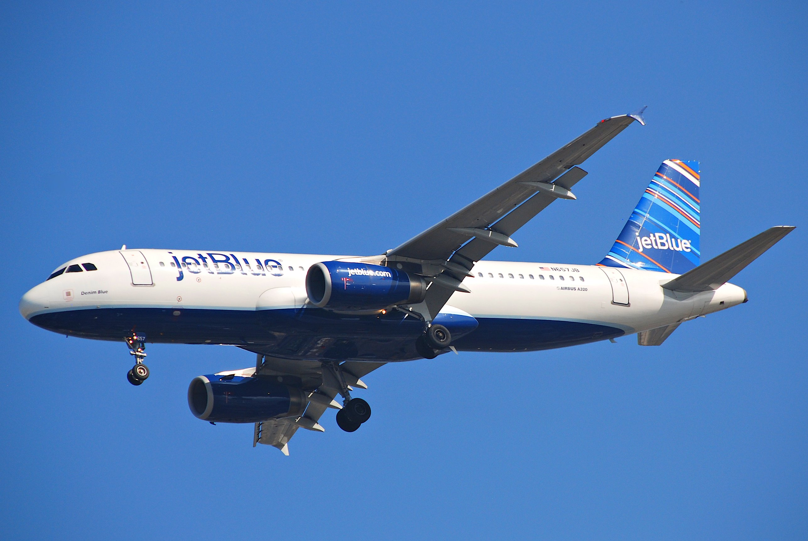Jet Blue Flight From Laguardia To West Palm Beach Todaay