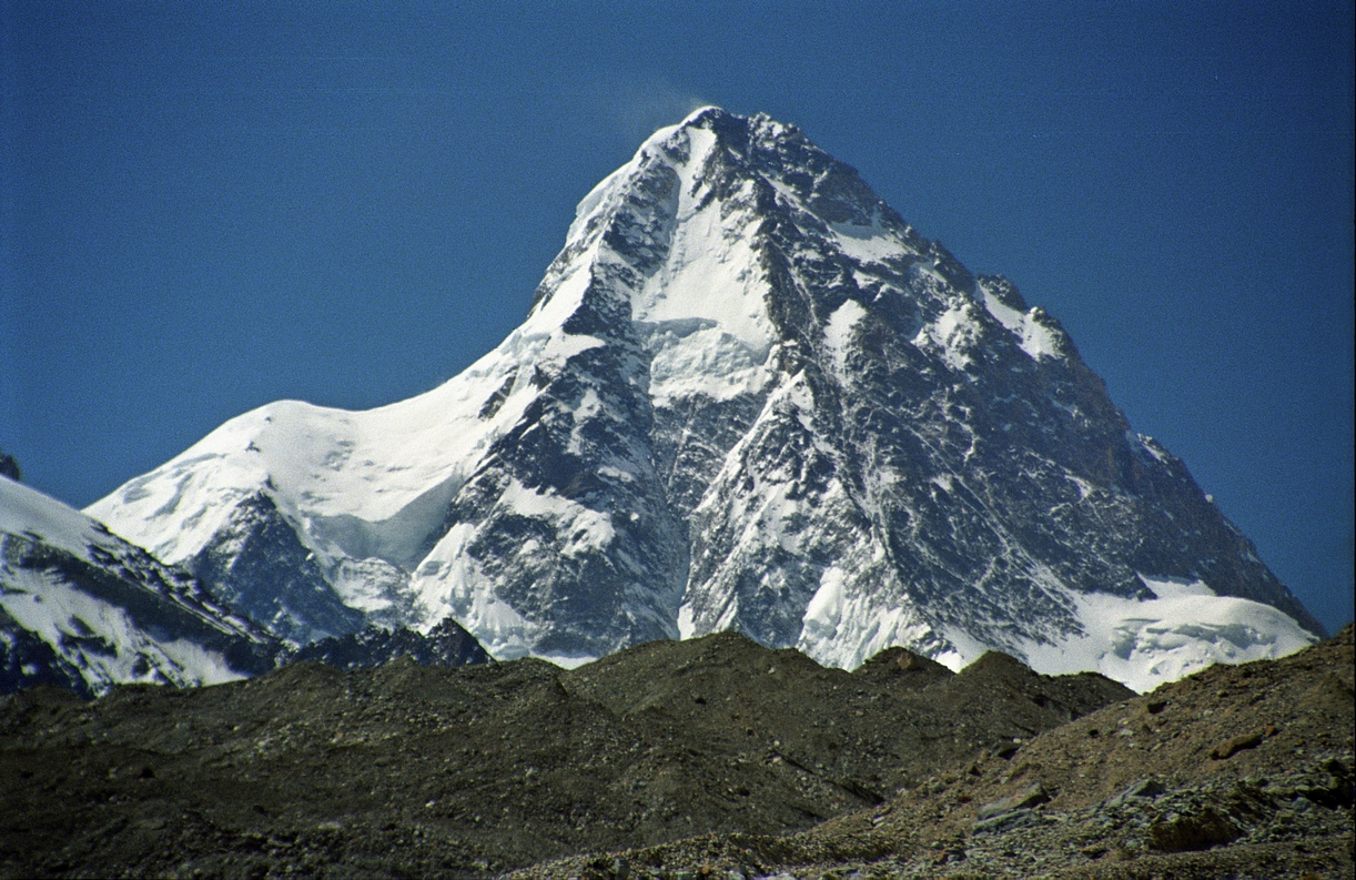 The highest mountains in the world 40