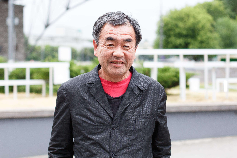 Kengo Kuma in 2014