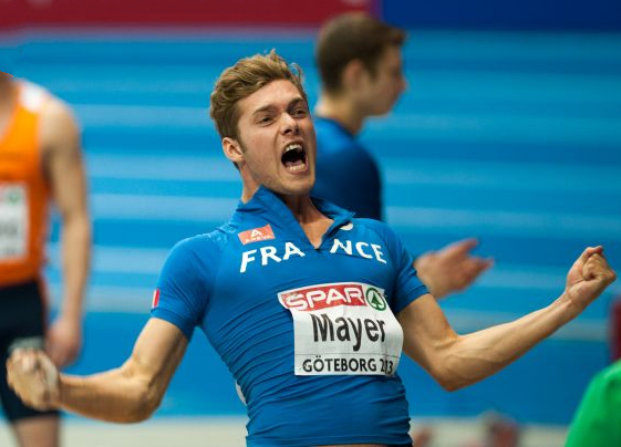 kevin mayer