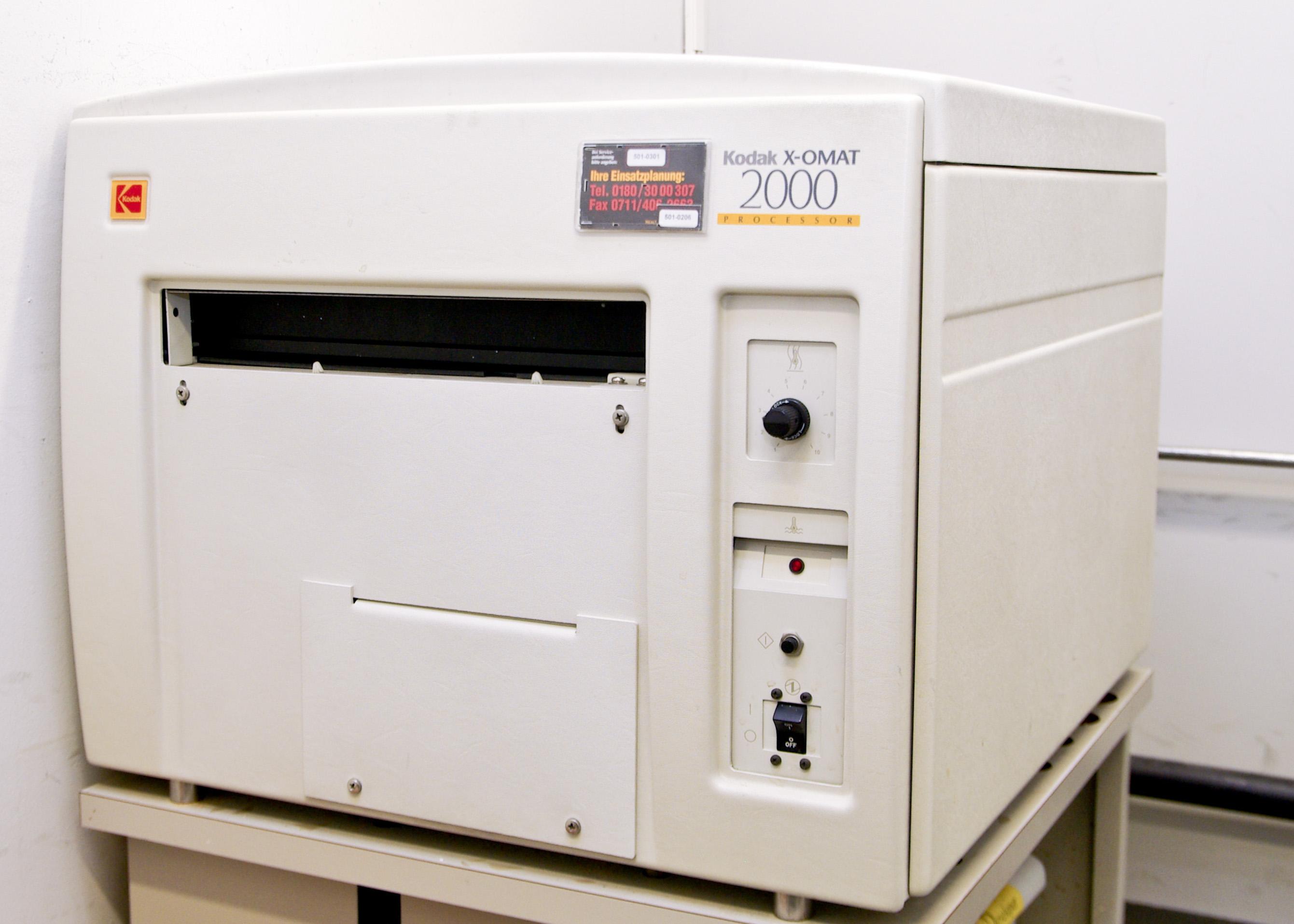 kodak copy machine