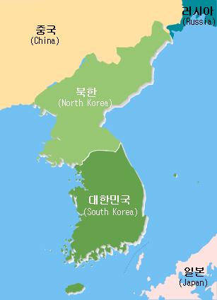 Kick it like Einstein: Nordkorea - Verordneter Atheismus und ... Map Of Amun Parks In Usa on