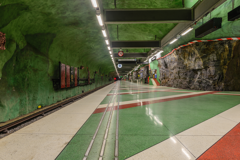 Kungsträdgårdenin metroasema