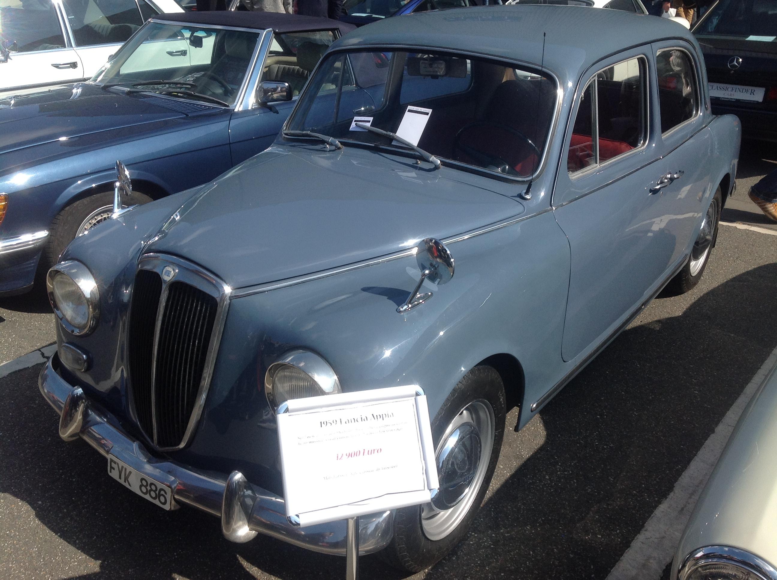File:Lancia Appia Series II (1959) (25899992183).jpg - Wikimedia Commons