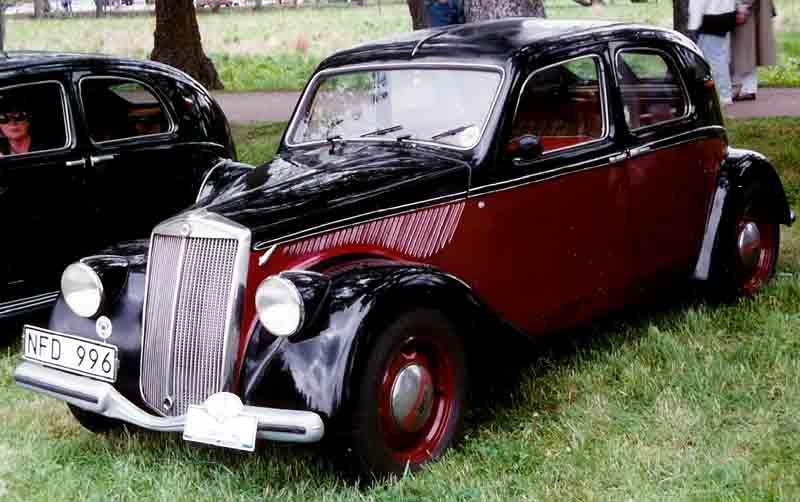 1939 Lancia Aprilia
