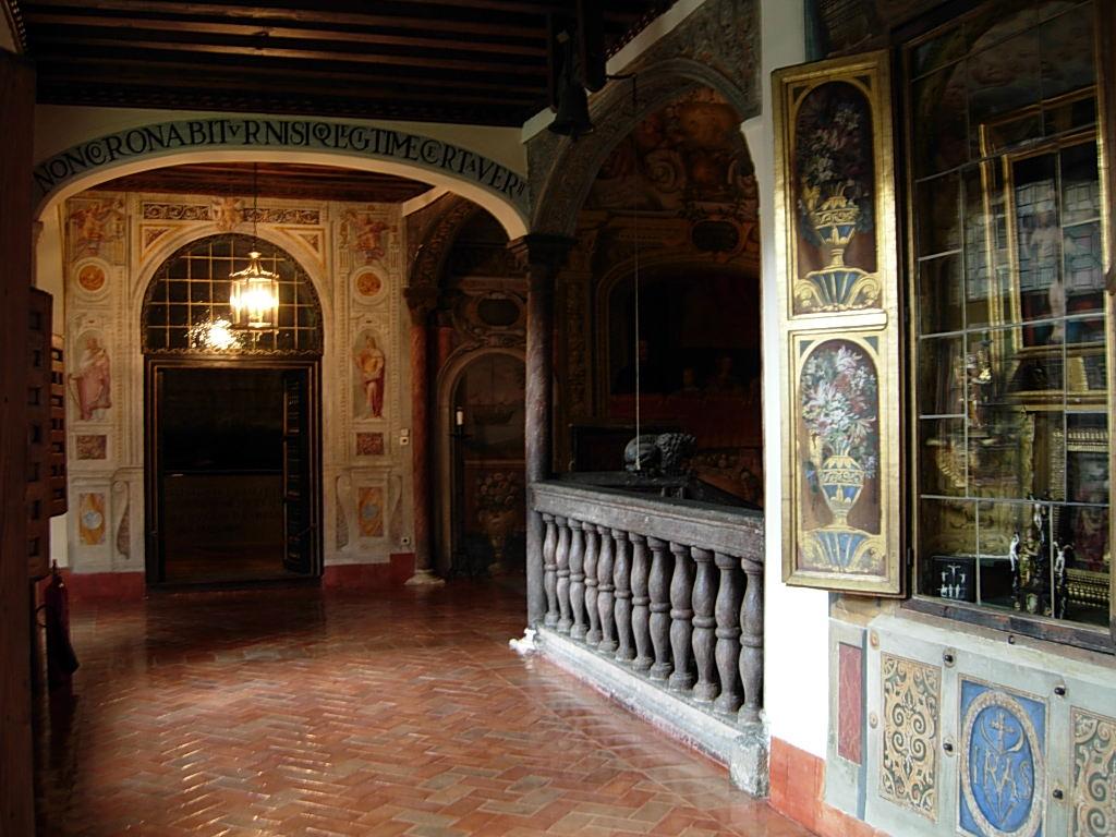 Madrid de los Austrias: El Monasterio de las Descalzas Reales Las_Descalzas_Reales2