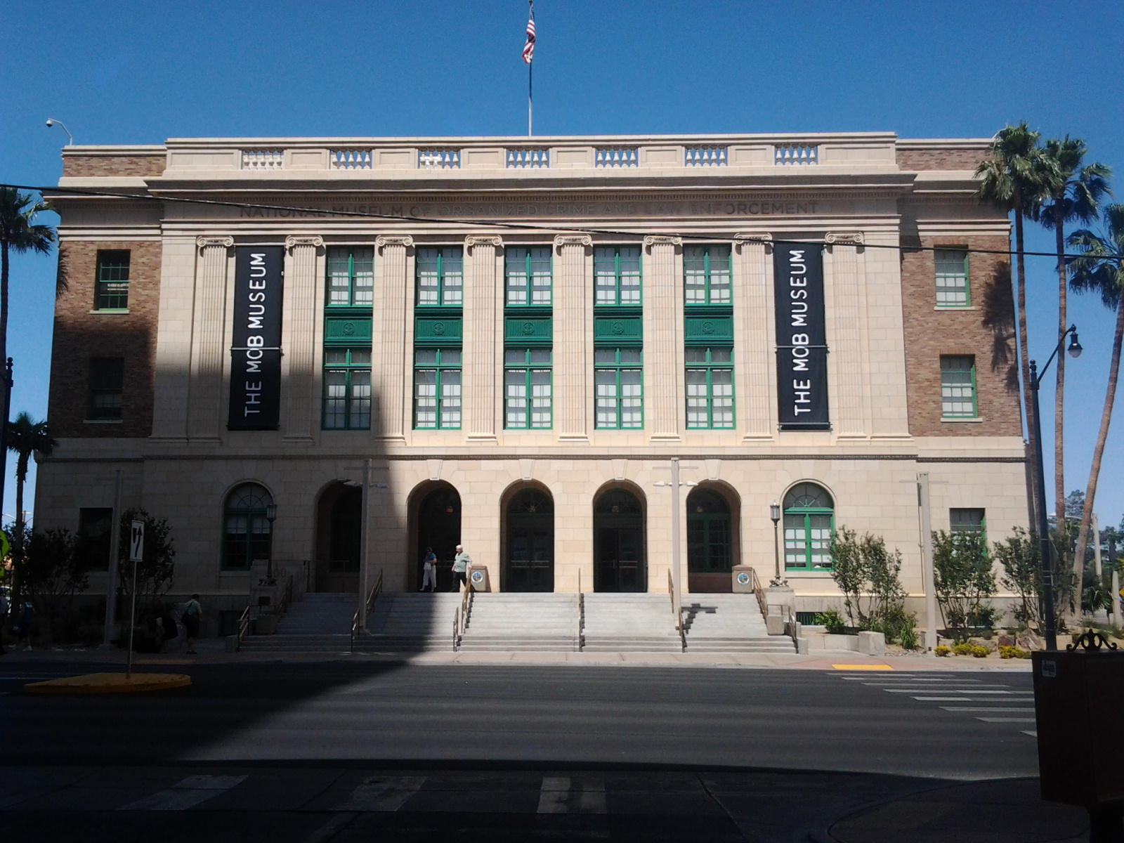 las vegas mob museum downtown