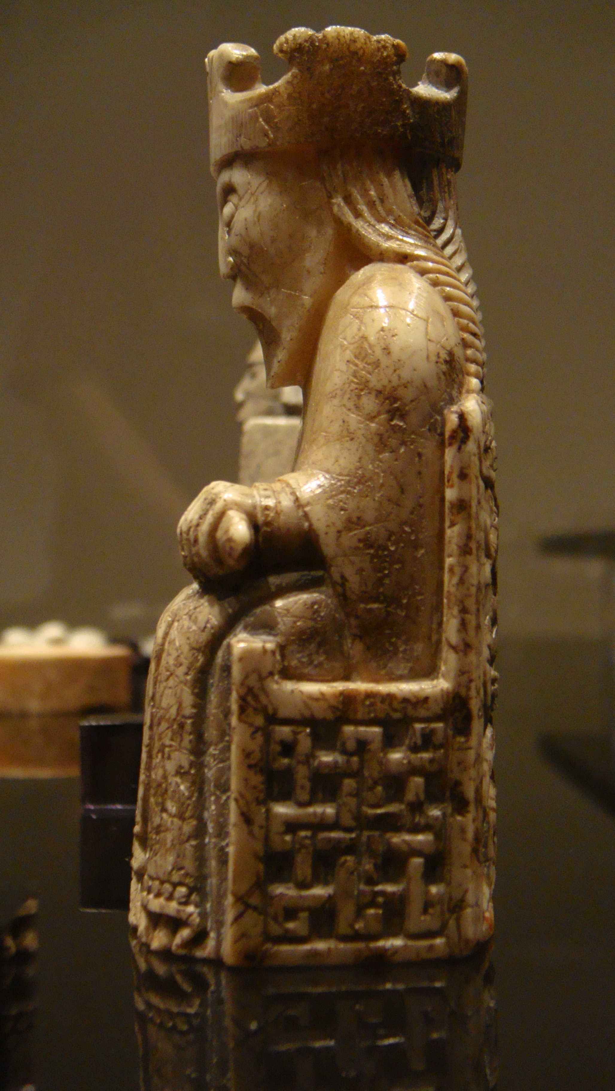 1000 images about lewis chessmen on pinterest - Lewis chessmen set ...