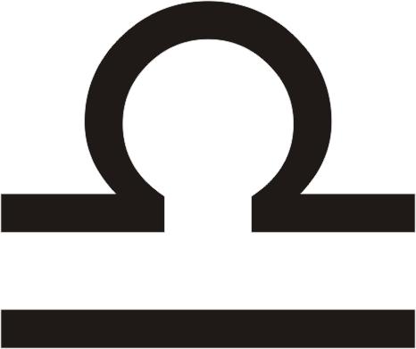 Libra Sign