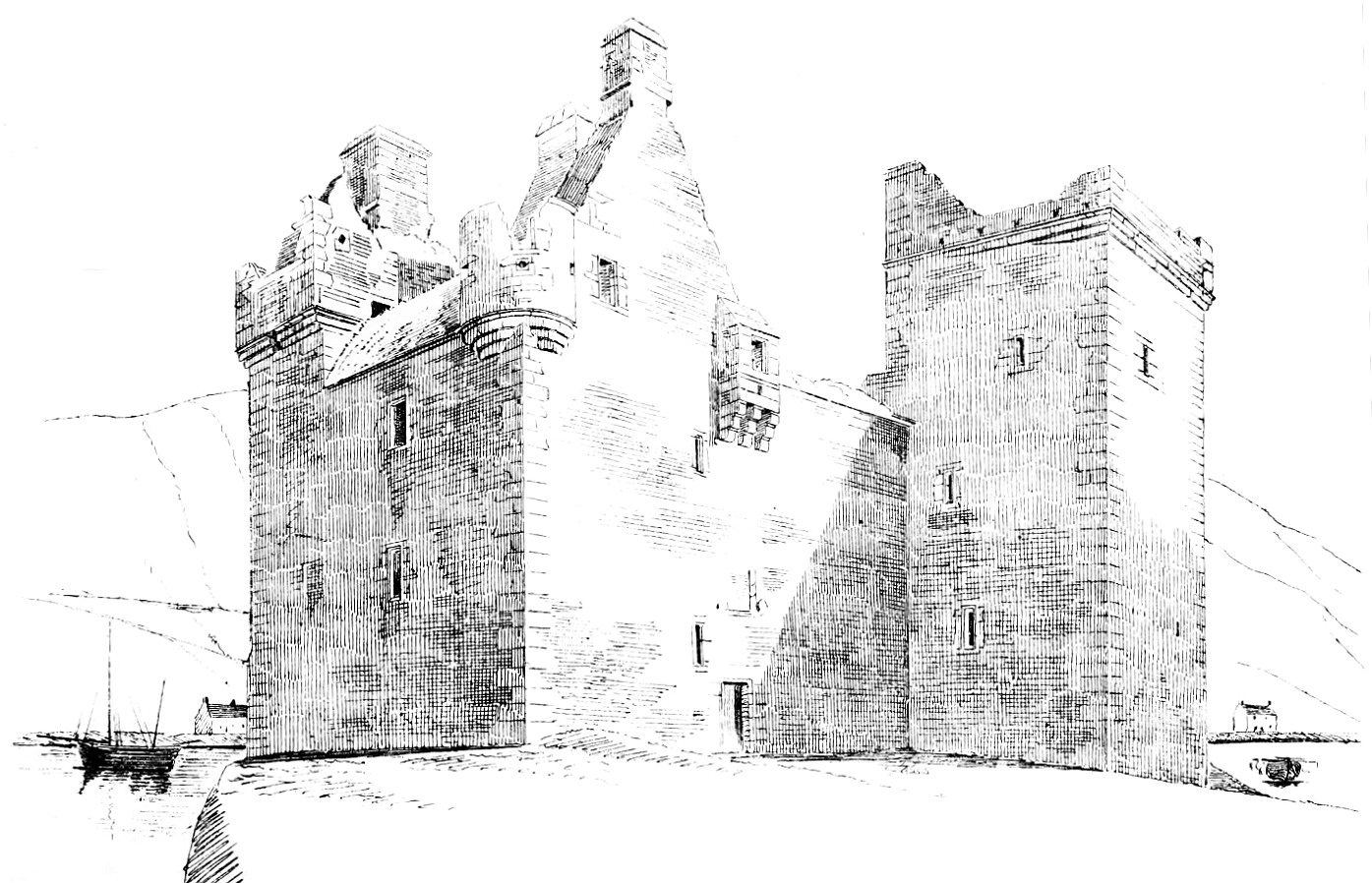 filelochranza castle w drawingjpg