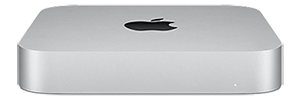 Mac Mini Desktop computer by Apple