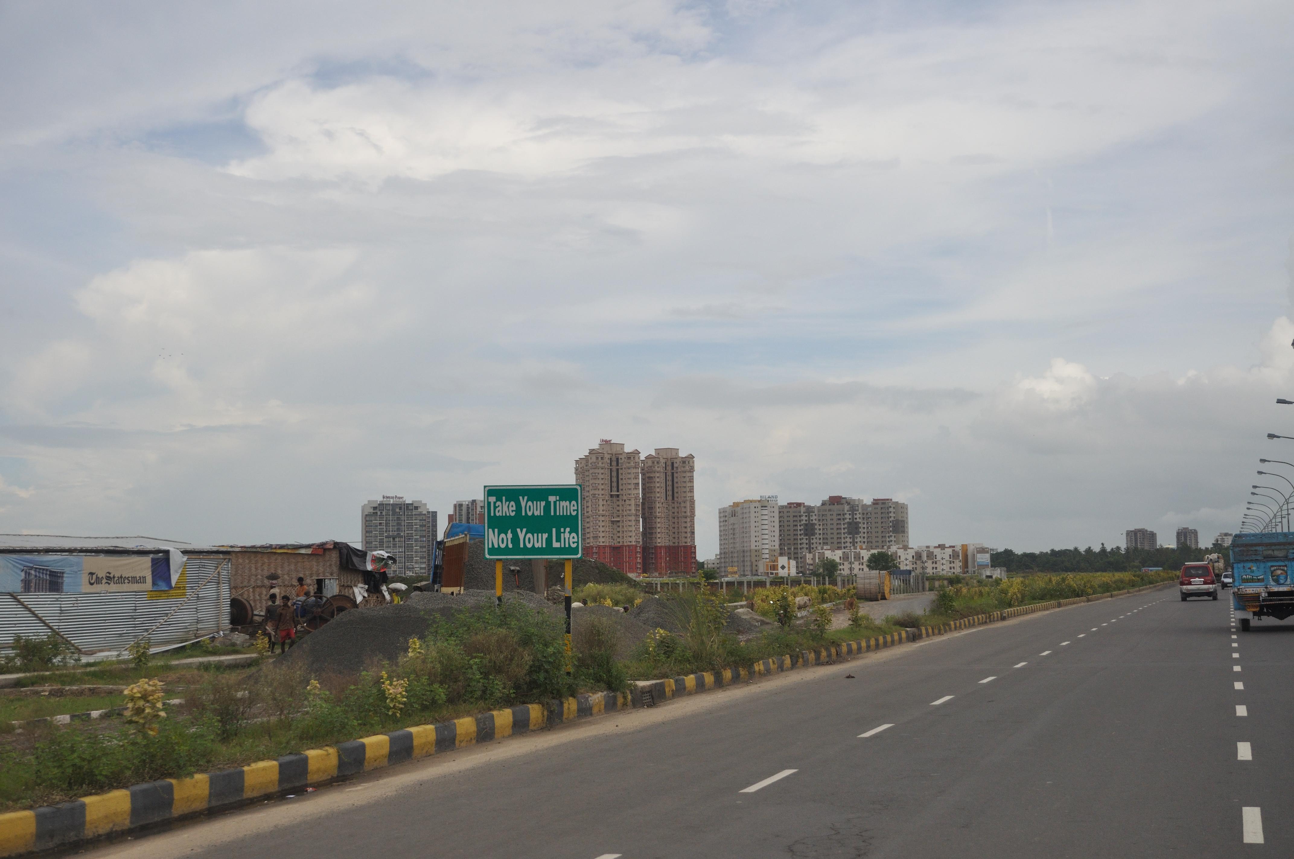 Major Arterial Road - Rajarhat 7487.JPG
