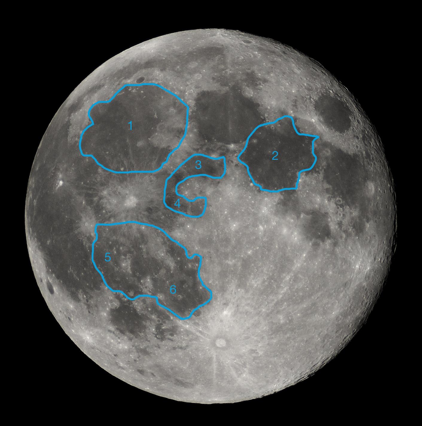 Brigham Young: Habitantes da Lua e do Sol