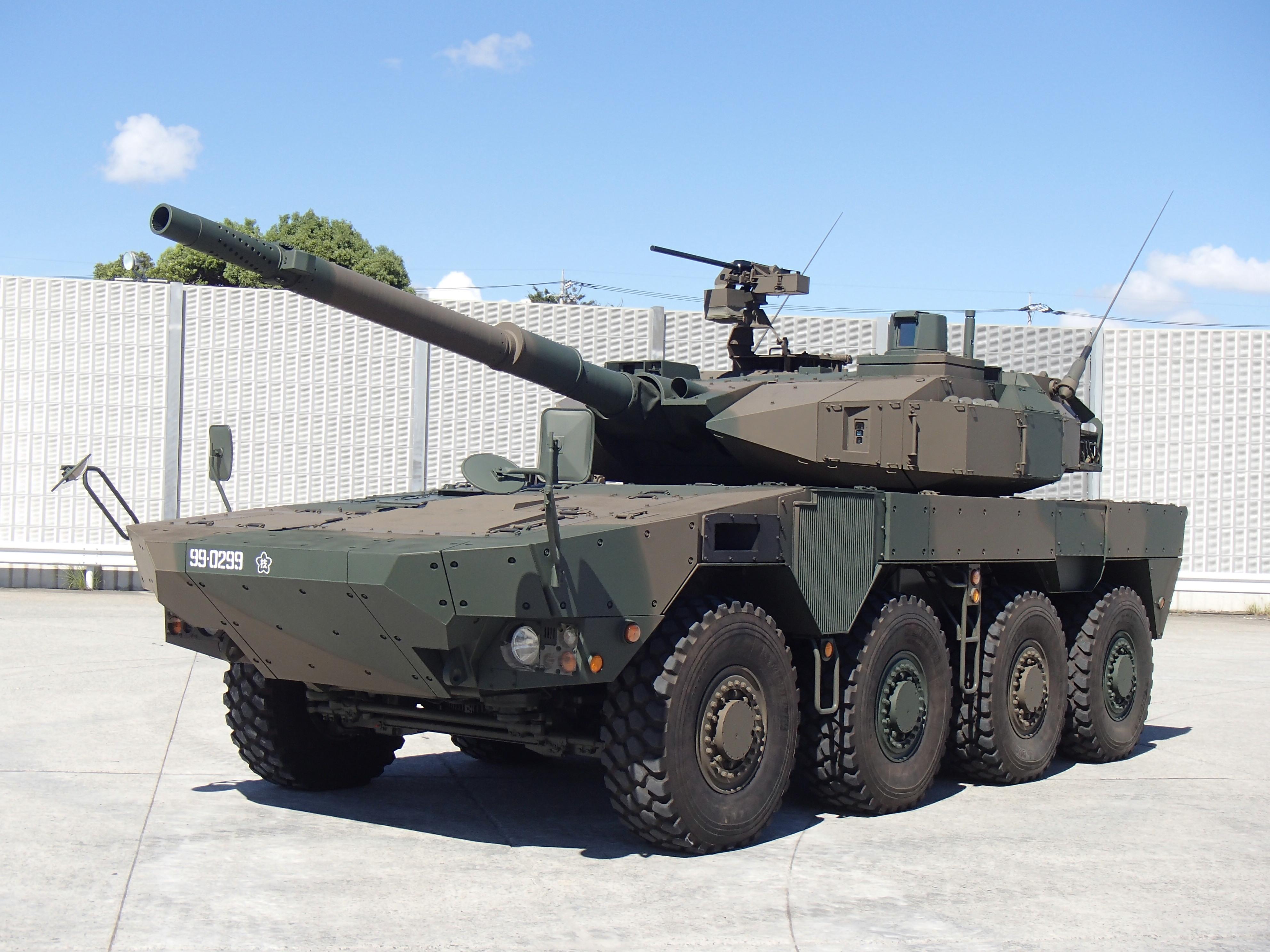 الصناعة العسكرية اليابانية,,,ماذا بعد؟! Maneuver_Combat_Vehicle_08