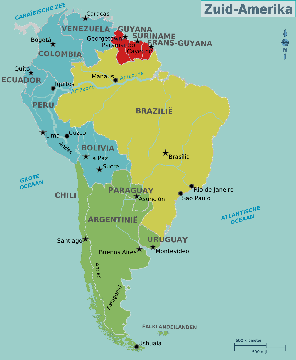 File:Map Of South America (nl).png