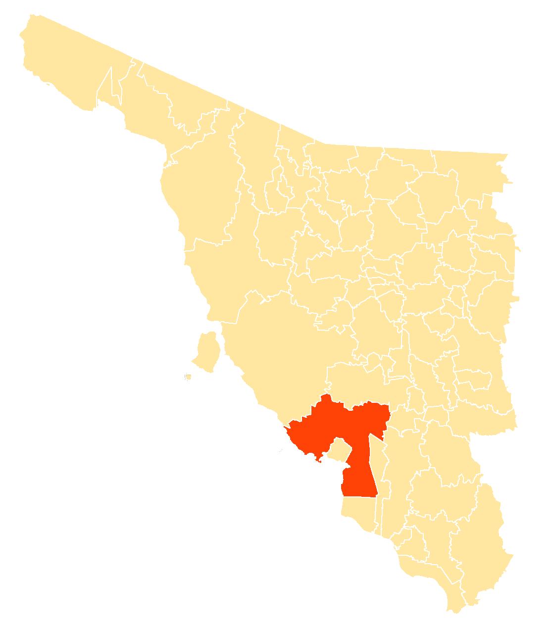 Guaymas (municipio) - Wikipedia, la enciclopedia libre