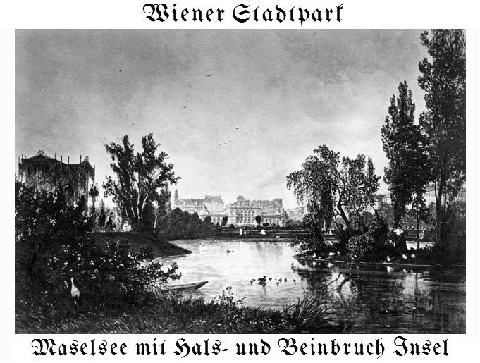 Maselsee, Wiener Stadtpark
