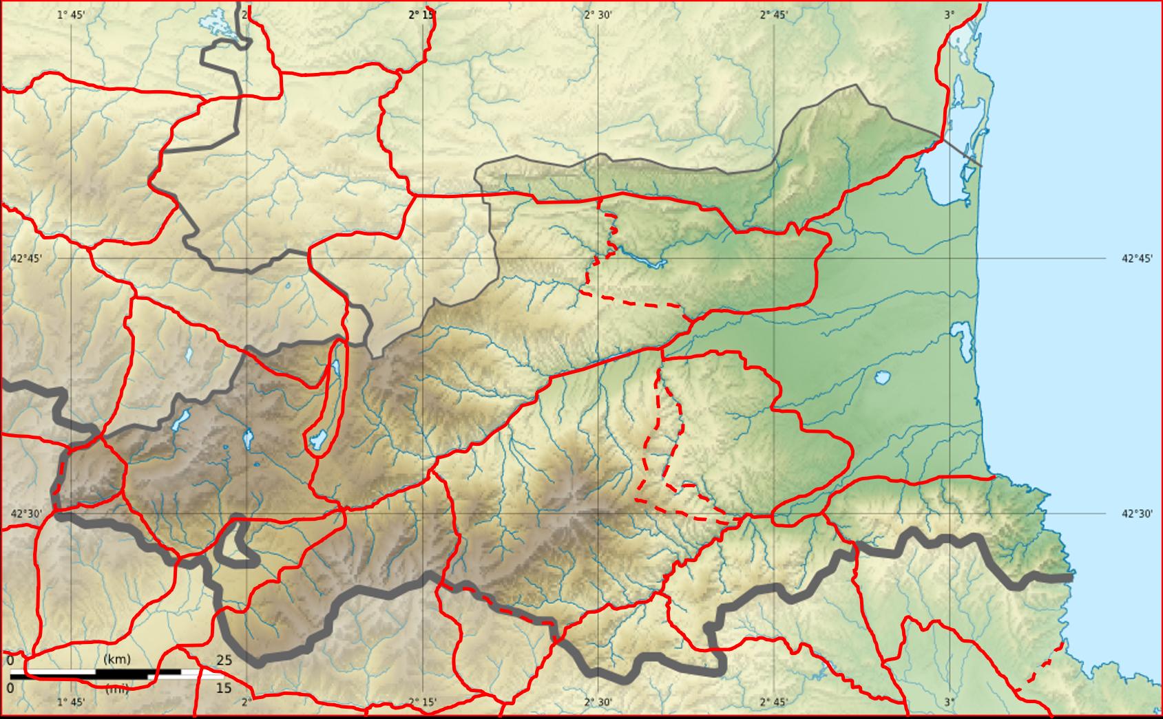 Massif Du Puigmal Wikipedia