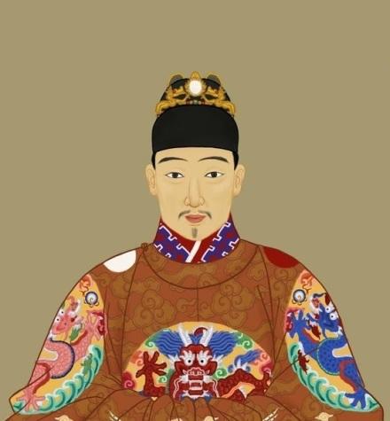 Ming Emperor Chongzhen